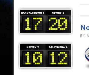 Sports websites Ireland